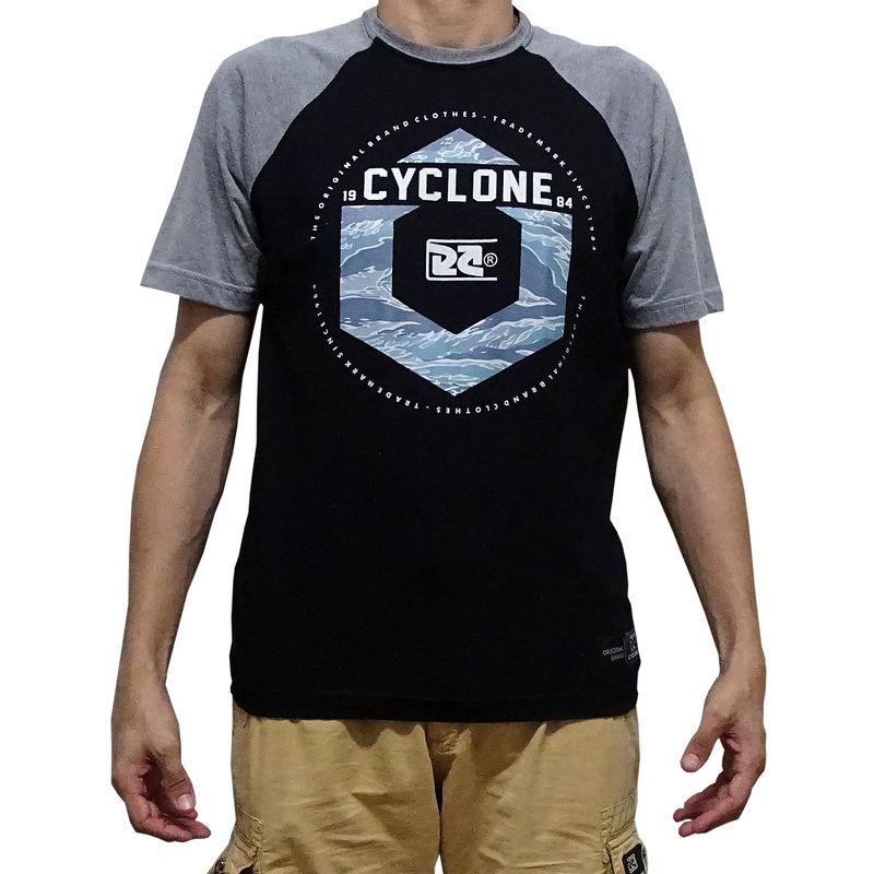 Camisa Raglan Big Sign