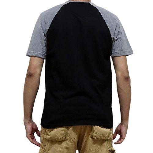 Costas Camisa Raglan Big Sign