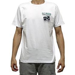 Camisa Ladrilho Metal Branca