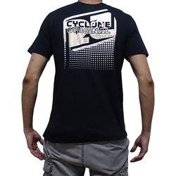 Costas Camisa Ladrilho Metal Preta