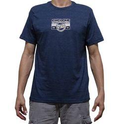 Costas Camisa Telegrafic Metal Mescla