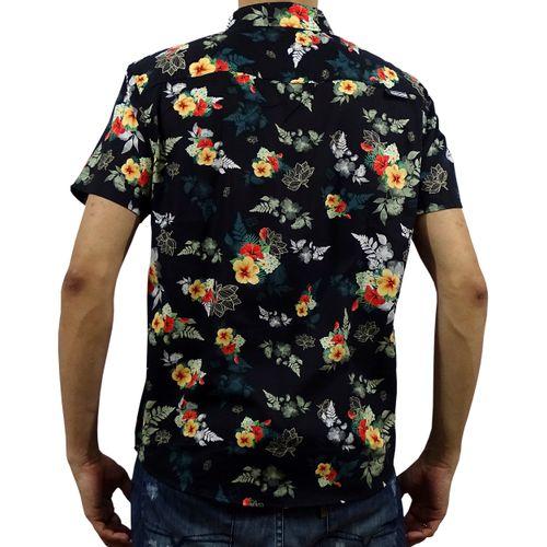 Costas Camisa Tecido Leblon