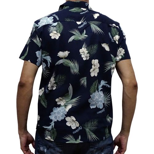 Costas Camisa Tecido Ipanema