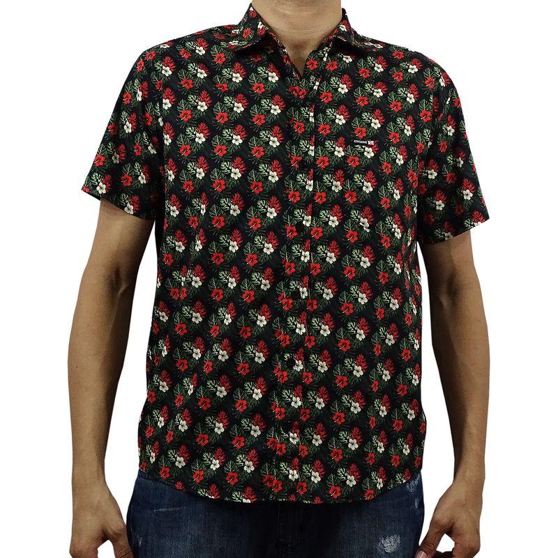 Camisa Tecido Hawaii