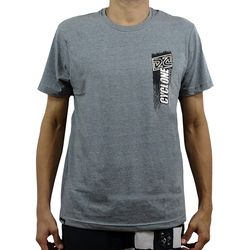 Camisa Sign Metal Cinza
