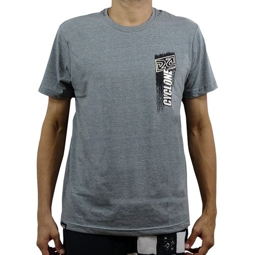 Camisa Sign Metal Cinza