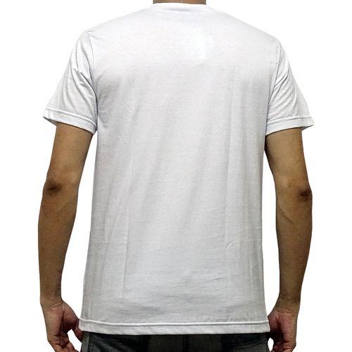 Costas Camisa Floral Branca