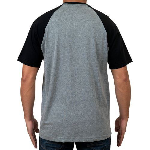 Costas Camisa Raglan Tattoo
