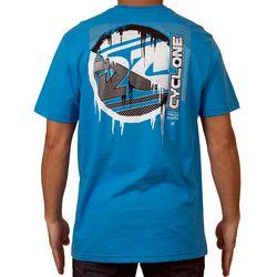 Costas Camisa Nose Metal Azul