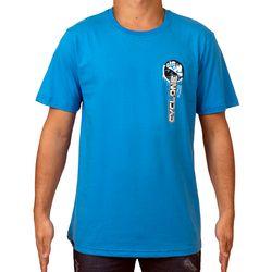 Camisa Nose Metal Azul