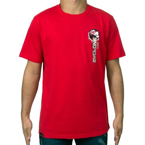Camisa Nose Metal Vermelha