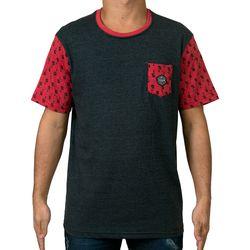 Camisa Bolsinho Rail
