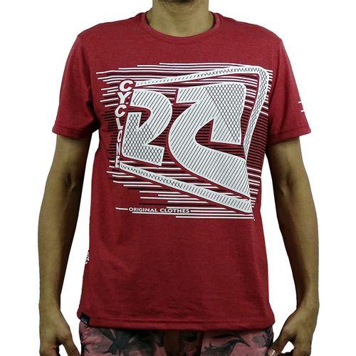Camisa Motion Relax Vermelha