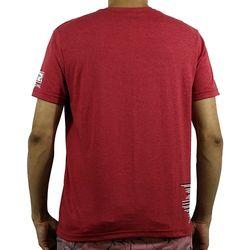 Costas Camisa Motion Relax Vermelha