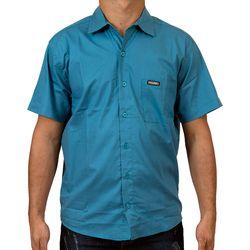 Costas Camisa Tecido Exotic