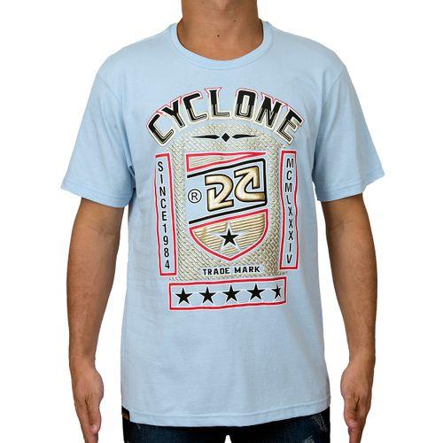 Camisa Cult Metal Azul