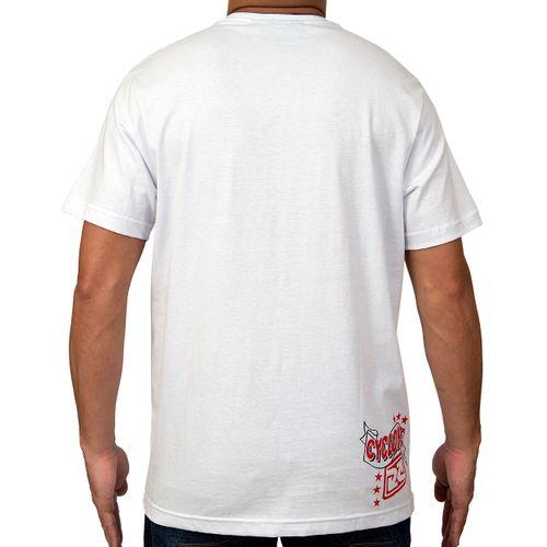 Costas Camisa Jean Relax Branca