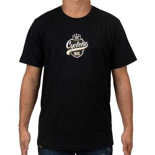 Camisa Lucyds Metal Preta