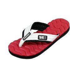 Sandália Deck Wave Vermelha