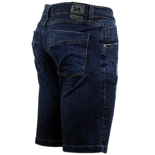 Costas Bermuda Jeans Stretch Spit