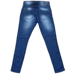 Costas Calça Jeans Super Skinny Lowers