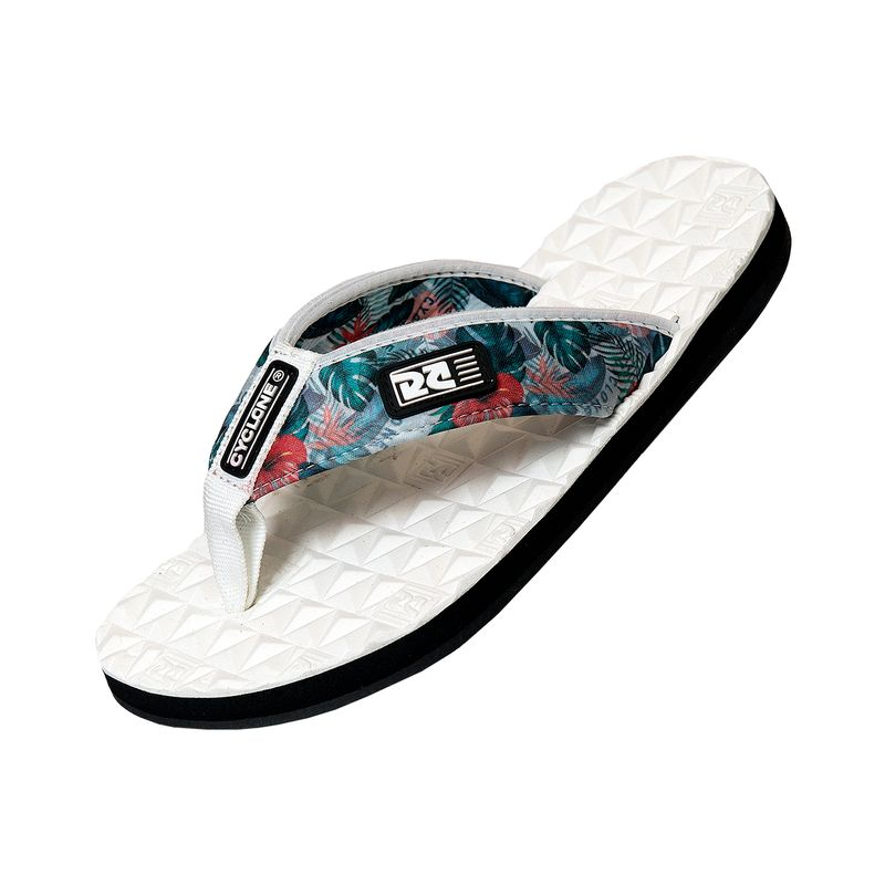 Sandália Deck Diamond Maui Branca