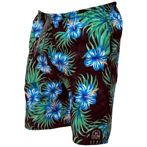 Short Longo Stretch Floresta