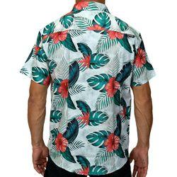 Costas Camisa Tecido Maui
