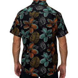 Costas Camisa Tecido Gardens