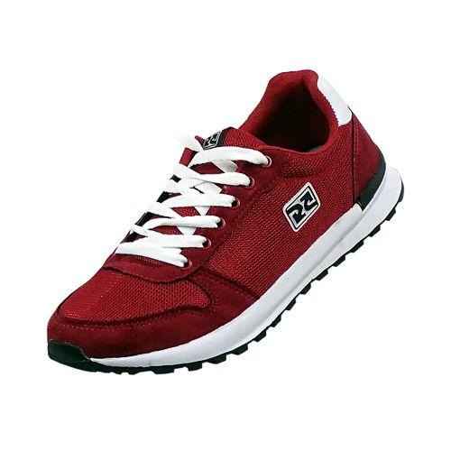 Tênis Jogger Retrô Vermelho