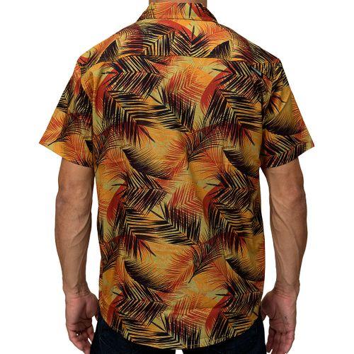 Costas Camisa Tecido Peahi