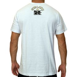 Costas Camisa Hand Metal Branca