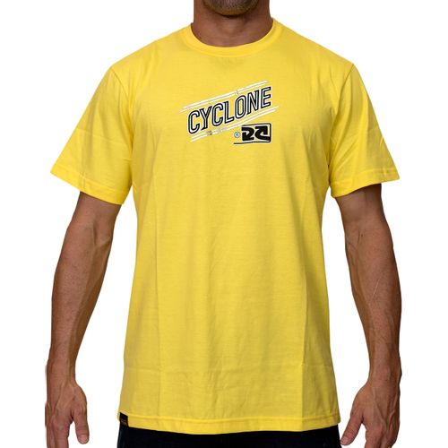 Camisa Emblem Metal Amarela