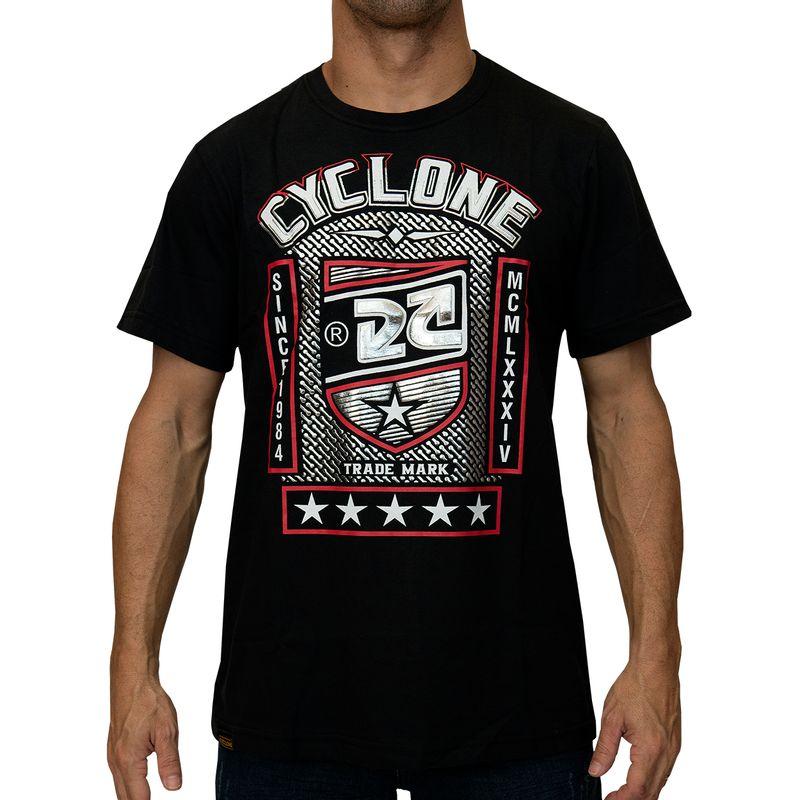 Camisa Cult Metal Preta