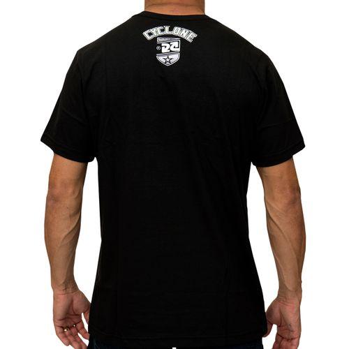 Costas Camisa Cult Metal Preta