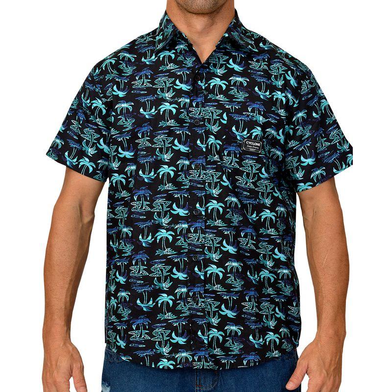 Camisa Tecido Coquetel