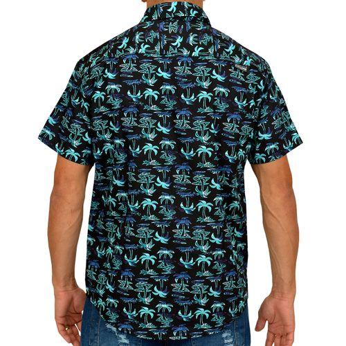 Costas Camisa Tecido Coquetel