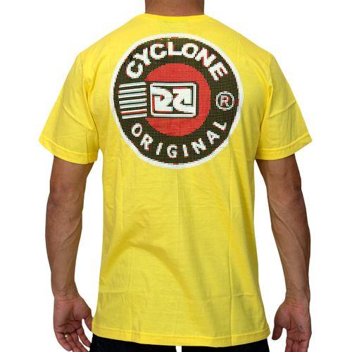 Costas Camisa Pixels Silk