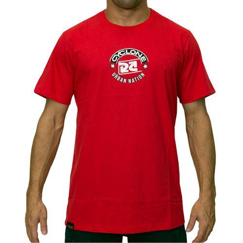 Camisa Urban Metal Vermelha