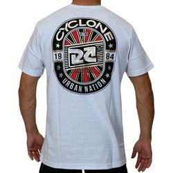 Costas Camisa Urban Metal Branca