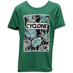 Camisa Infantil Hawaii Vintage