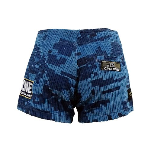 Costas Short Veludo War