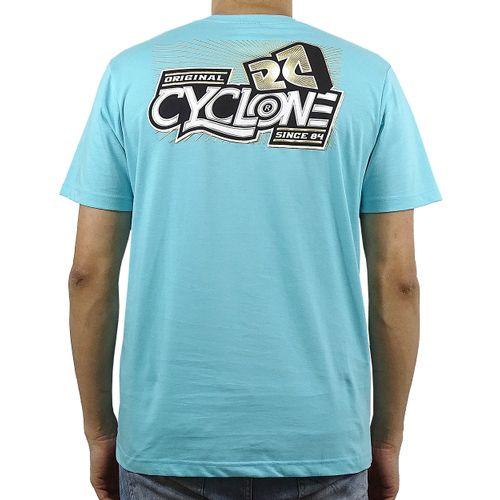 Costas Camisa Caracol Metal Azul