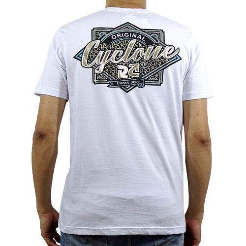 Costas Camisa Stainy Metal Branca