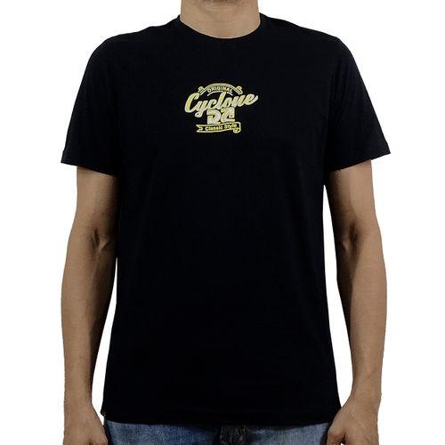 Camisa Stainy Metal Preta