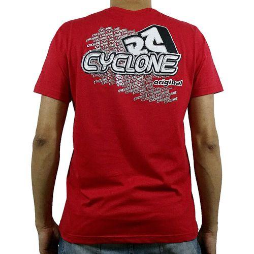 Costas Camisa Darkness Metal Vermelha