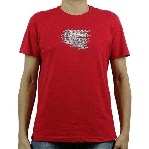 Camisa Darkness Metal Vermelha