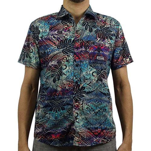 Camisa Tecido Tribal