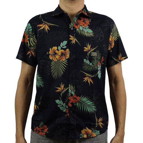 Camisa Tecido Tahiti