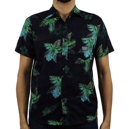 Camisa Tecido Respect Garden